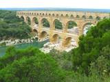 Pont du Gard, France - 64286643