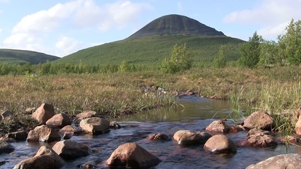 Kungsleden, Abisko Nationalpark