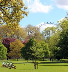 San James Park Londra