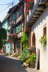 Eguisheim ,Alsace (Fr).