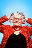 pin-up granny