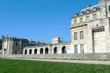 chateau de vincennes arcades