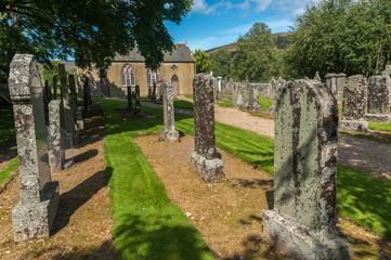Countryside Churchyard