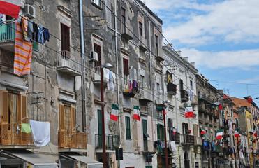 Le strade di Ercolano - Napoli