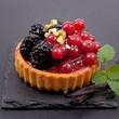 Kleiner Obstkuchen