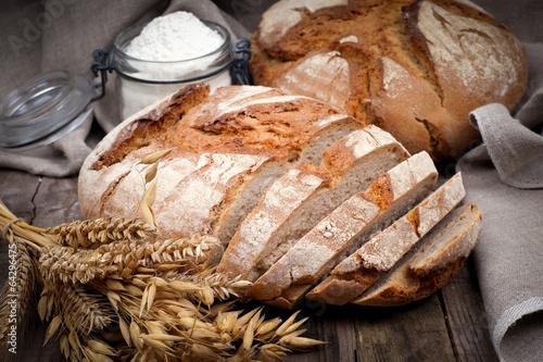 Fototapeta Fresh bread