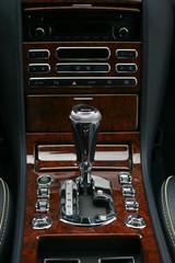 lever of transmission of car