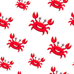 Crab background