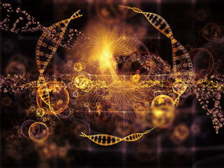 Evolving DNA