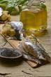 Sardinas rellenas Stuffed sardines Sarde farcite