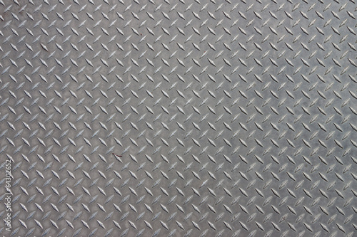 Foto op Canvas Metal Metal Pattern