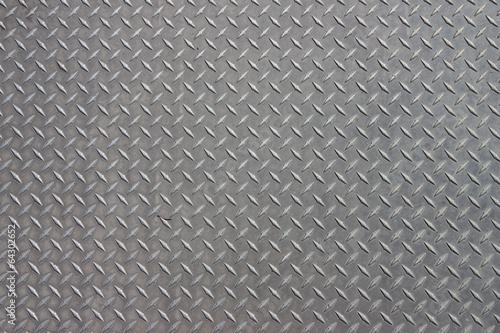 Foto op Plexiglas Metal Metal Pattern