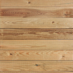 Simple wooden planks in a row.