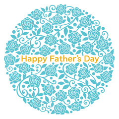 Happy father's Day 父の日