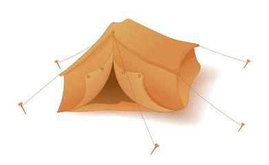 Cute Tent Camp