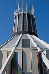 Metropolitan Cathedral, Liverpool, UK