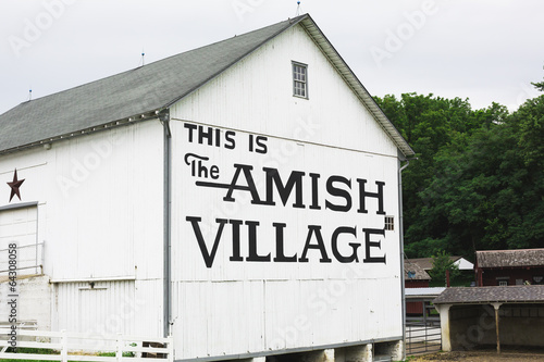 Amish Village building