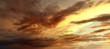 Leinwanddruck Bild - Bright sky