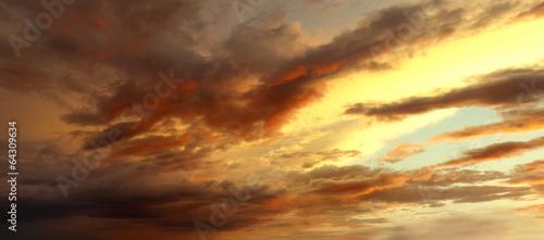 Fototapeta Bright sky