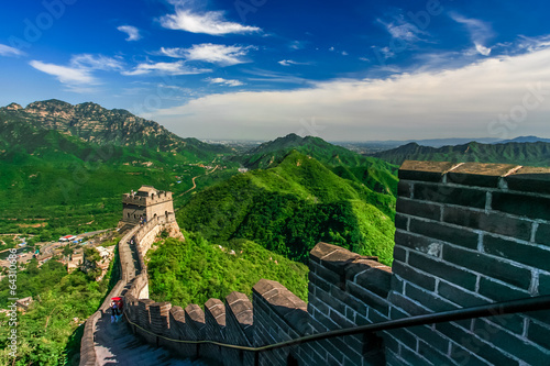 Foto op Aluminium Chinese Muur The Great Wall of China