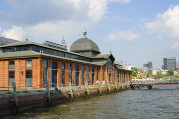 Fischauktionahalle in Hamburg