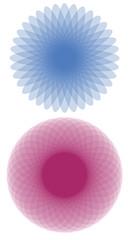spirograph flowers