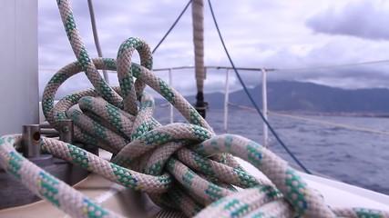 cima in barca