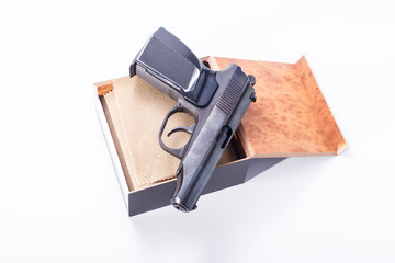 gun / handgun