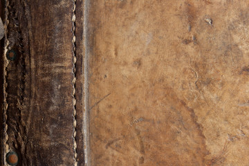 background of old leather