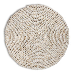 straw cushion