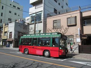 台東区のコミュニティバス