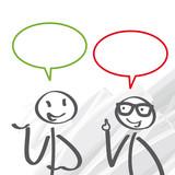 Gespräch. Meinungsaustausch