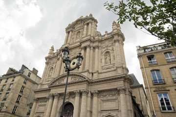 Eglise Saint-Paul Saint-Louis (Paris France)