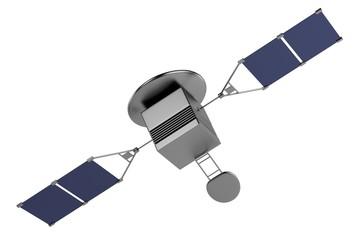 realistic 3d render of satelitte