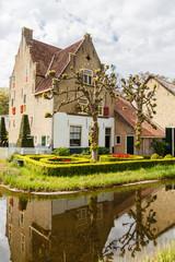 Kasteelboerderij, Oud-Beijerland Zuid-Holland