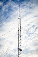 Telecommunication pylon