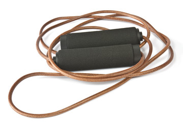 Skipping rope for cardio