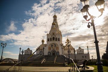 Храм Всех Святых и невинно убиенных в Минске