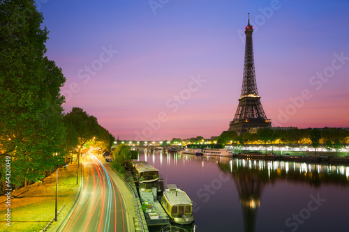 Tour Eiffel, Paris, France - 64320049