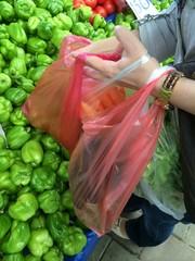 Sebze Alışverişi
