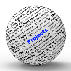 Projects Sphere Definition Means Programming Activities Or Enter