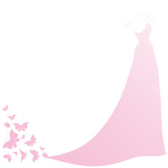 dress,wedding design