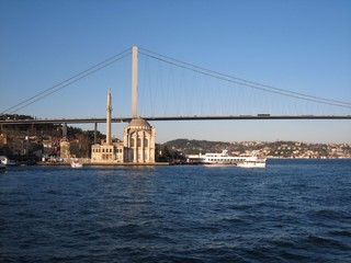 Bosphorus Strait, Turkey