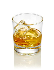 whiskey whisky liquor alcohol beverage drink ice cube