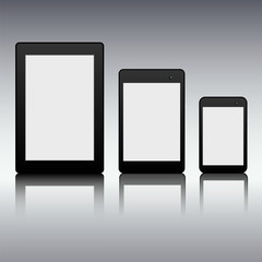 Set of tablets