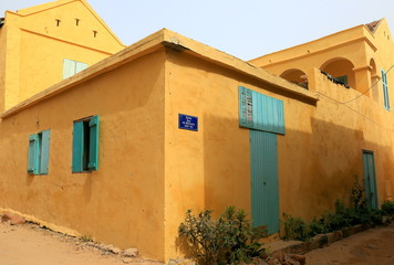Yellow corner-Goree