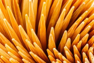 close up Toothpick