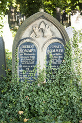 Lapidi del cimitero ebraico - Praga