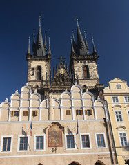 Chiesa di Santa Maria di Týn
