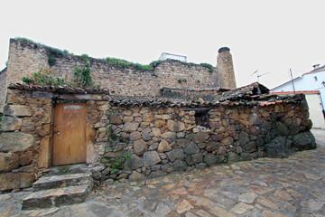 Castilo de Segura de Toro, España
